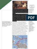 WebQuest 4- Conquista y Los Cuevas.