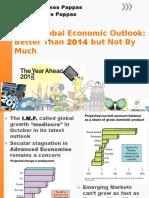 2015 Global Economic Outlook