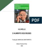 H.G.wells - O Alimento Do Deuses