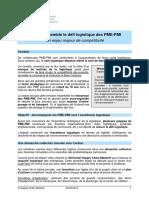 Elever La Maturite Logistique DesPME SCMv0