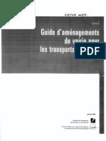 CERTU - Guide d'Amgt de Voirie Pour Les TC