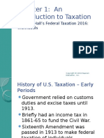 Federal Taxation ch1