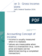 Federal Taxation ch3