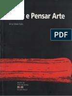 Fazer e Pensar Arte (HOLM, Anna Marie)