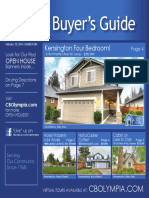 Coldwell Banker Olympia Real Estate Buyers Guide  February 20th 2016