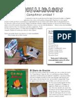 Instrucciones Manualidades 1