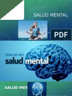 Presentación Salud Mental