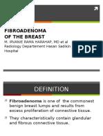 Fibroadenoma Mammae of the Breast