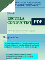 Escuela Conductista