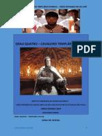 Templarios Grau Quatro Oficial