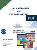 cbs e-direct sales deck