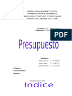 Presupuesto Ingreso Egreso (1)