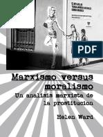 Helen Ward. Marxismo vs. Moralismo. Un analisis marxista de la prostitución