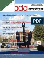 Coslada Avanza Abril 2010
