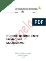 Tutorial Multisistema