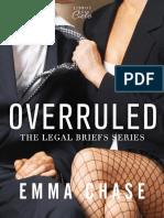 Overruled Emma Chase