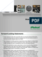 IRobot 2014 Analyst Day Presentatio
