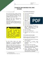 Section F CFBC Startup Procedure R00