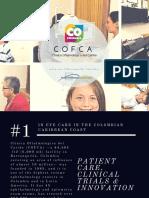 Clínica Oftalmológica del Caribe (COFCA) Colombia