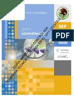 Cecyteq Tecnico en Administracion