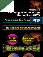 Penggunaan ICT dalam P & P - PPK3b.ppt