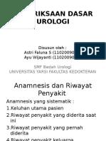 Bedah - Pem Fisik Urologi