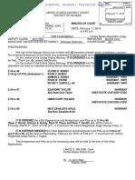 2-17-16 ECF 7 - u.s.a v Civen Bundy Et a - Minutes of Court