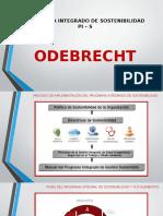 Programa Integrado de Sostenibilidad - Odebrecht