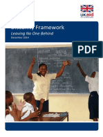 Disability Framework 2014