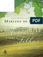 Antonia e Suas Filhas - Marlena de Blasi
