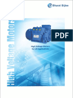 High Voltage Motors Catalogue
