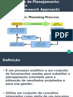 Marco Lógico - Resumo - Planejamento Estratégico