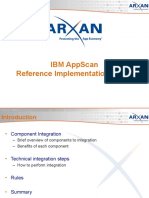 AppScan Reference Implementation