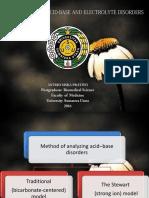 Acid-base and Electrolyte Disorders