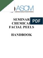 SEMINAR HANDOUT Peel Handbook 19-21 September 2012