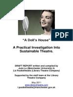 Dolls House Environmental Impact Report