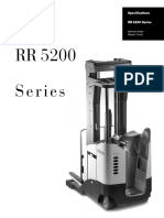 RR 5200 Series Product Specifications