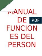 Manual Del Funciones de S.O.P.