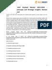 The Global UAV Payload Market Competitive Landscape and Strategic Insights