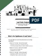 Load Factor Analysis