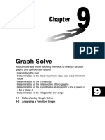 Chapter 9 Graph Solve