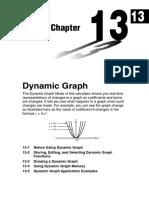 Chapter 13 Dynamic Graph
