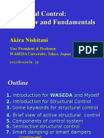 Application for Structural Control