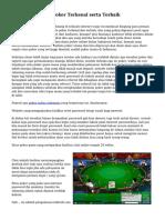 Menyeleksi Situs Poker Terkenal serta Terbaik
