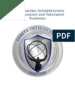 03 Cephalometric Interpretation With Diagnosis and Treatment Planning