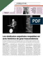 160218 La Verdad CG- Los Sindicatos Españoles Respaldan en Gibraltar Un Acto Sobre La Guerra Civil Española pp. 6 y 7