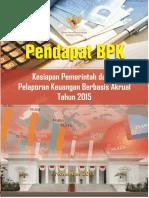 Pendapat BPK terhadap Akuntansi Berbasis Akrual