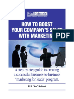 Boost Sales With Marketing