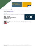 LISTCUBE ( Infoprovider Data Display)