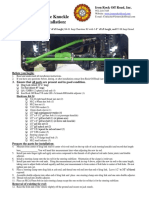 TJ_XJ_ZJ 1_2 OTK Steering System Install
